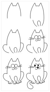 11 dibujos a lapiz faciles para niños (2)