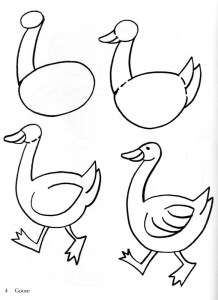 11 dibujos a lapiz faciles para niños (4)