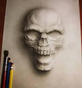 10 interesantes dibujos a lápiz en tercera dimensión (1)