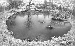 10 Dibujos a lápiz de paisajes (9)