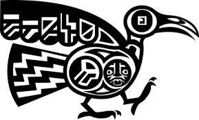 10  dibujos a lápiz aztecas (7)