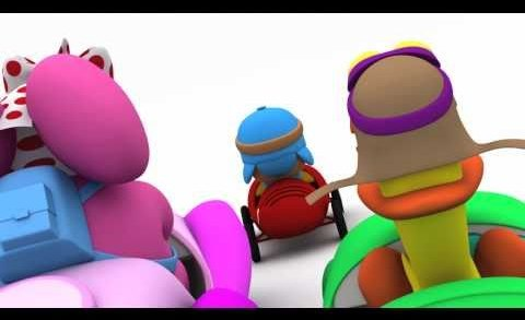 Let's Go Pocoyo! – Ready, steady, GO!