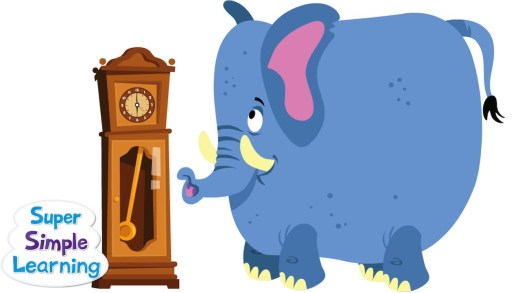 Hickory Dickory Dock | Super Simple Songs