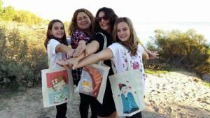 María, Marisol, Candela y Luna: Nosotras también somos de Mariayolé