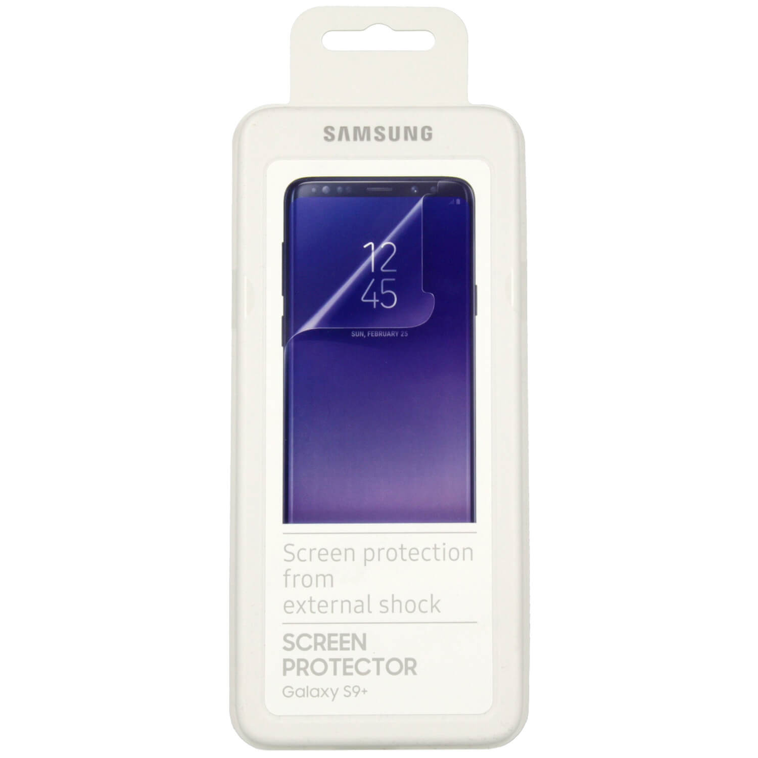 Samsung Screen Samsung Screen Protector 2pcs Et Fg965ctegww For Samsung Galaxy S9 Plus