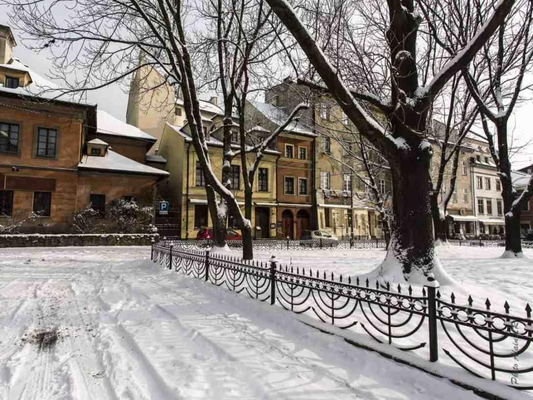 Kazimierz, le quartier juif historique de Cracovie