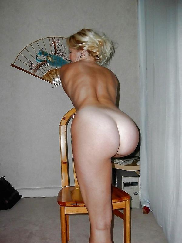 mature butt