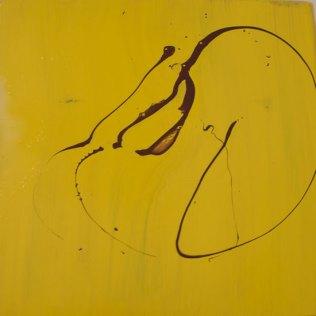 """Contrasts CXLVI (146), 12""""x12"""", acrylic on wood"""