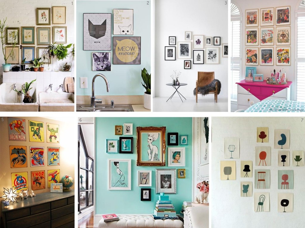 Cuadros Para Decorar Fotos 5 Tips Para Decorar Con Cuadros Originales