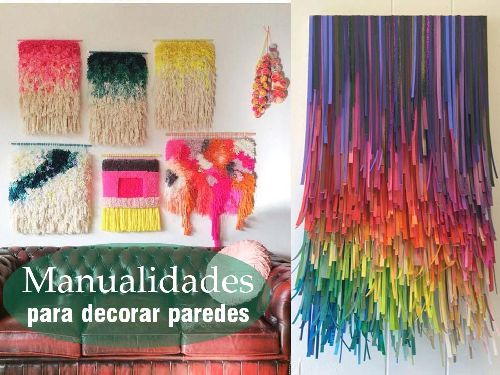 Manualidades Decorar Paredes 15 Manualidades Para Decorar Paredes
