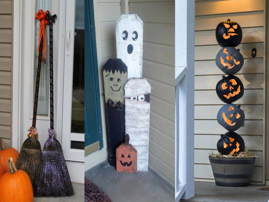 Decoraciones De Halloween Faciles Triunfa Este Halloween 2017 Con Estos Trucos De Decoración
