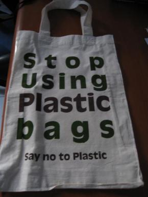 Stop Using Plastic