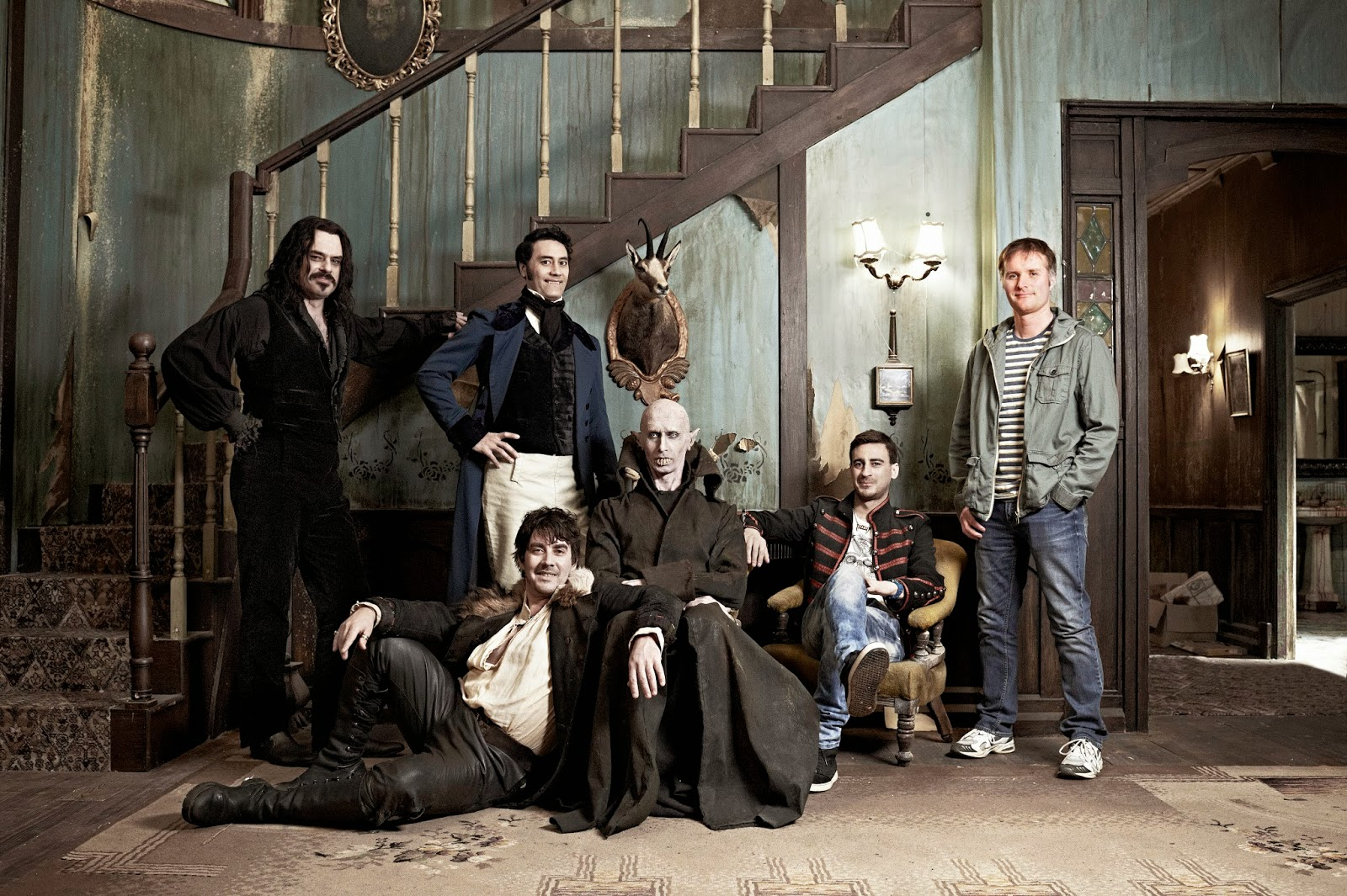 3 Zimmer Küche Diele Sarg 5 Zimmer Küche Sarg Ot What We Do In The Shadows Die