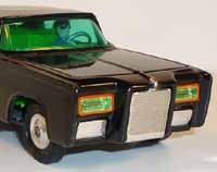1966 imperial diecast black beauty from the green hornet