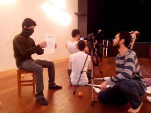 Ensaio + criação do vídeo-convite