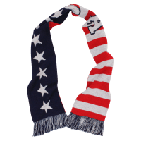 Custom USA Scarf - Diehard Scarves