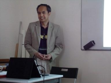 Diễn giả Lê Minh Trường