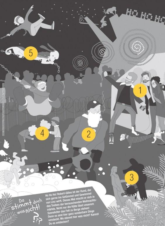 Idee Terri Frühling / Elke Punkt Fleisch, Illustration Terri Frühling