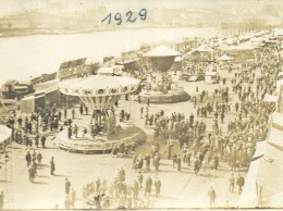 Urfahraner Markt, 1929. Fotografie, Archiv Fam. Avi, Wels