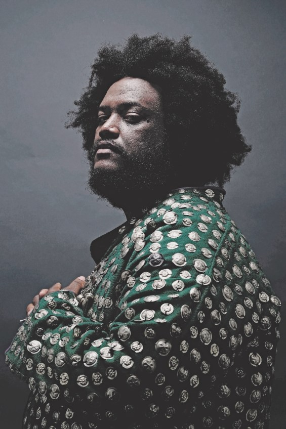 """Don't tolerate people, celebrate them."" Kamasi Washington. Foto Inntöne Festival"