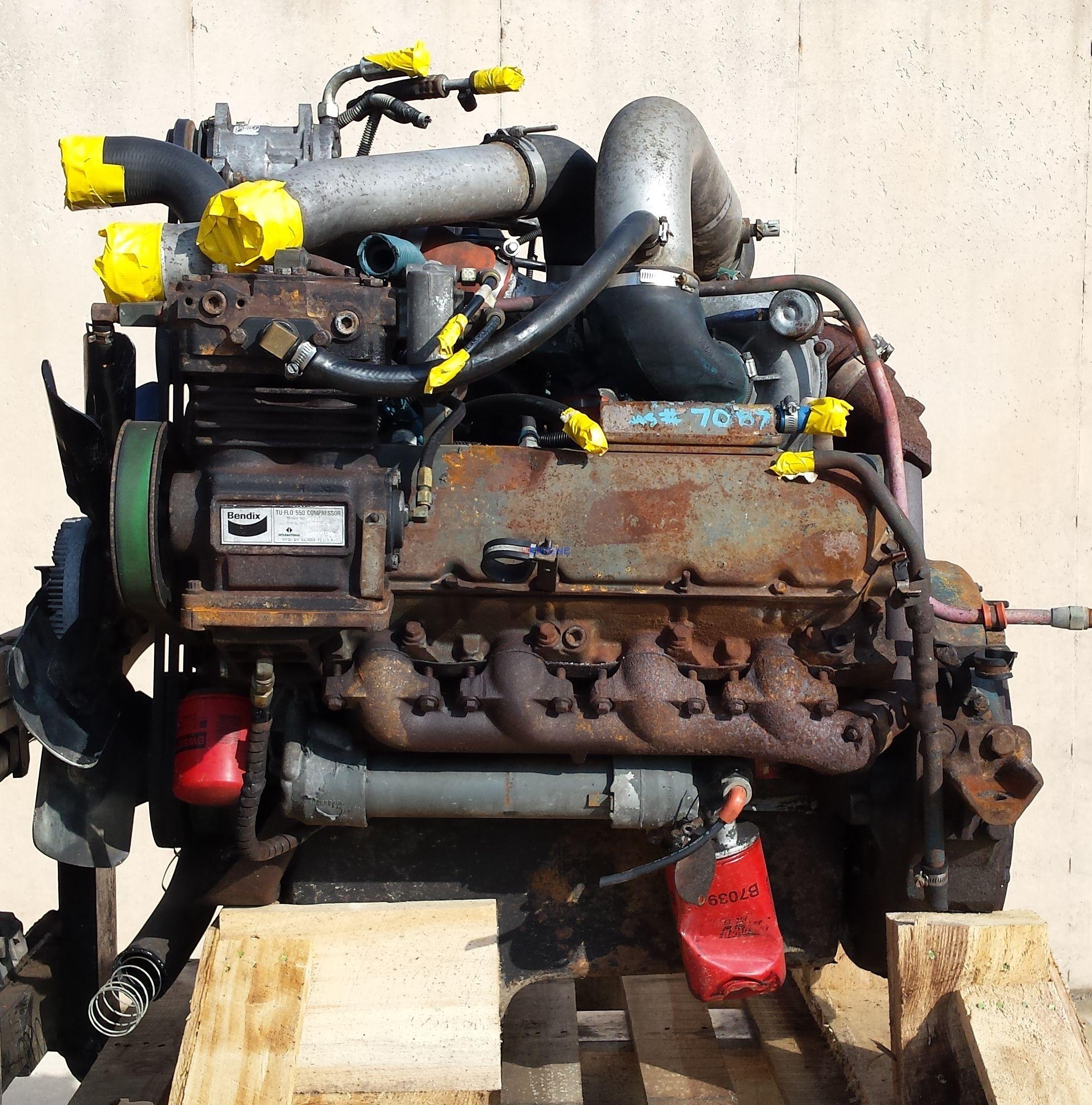 t444e engine diagram