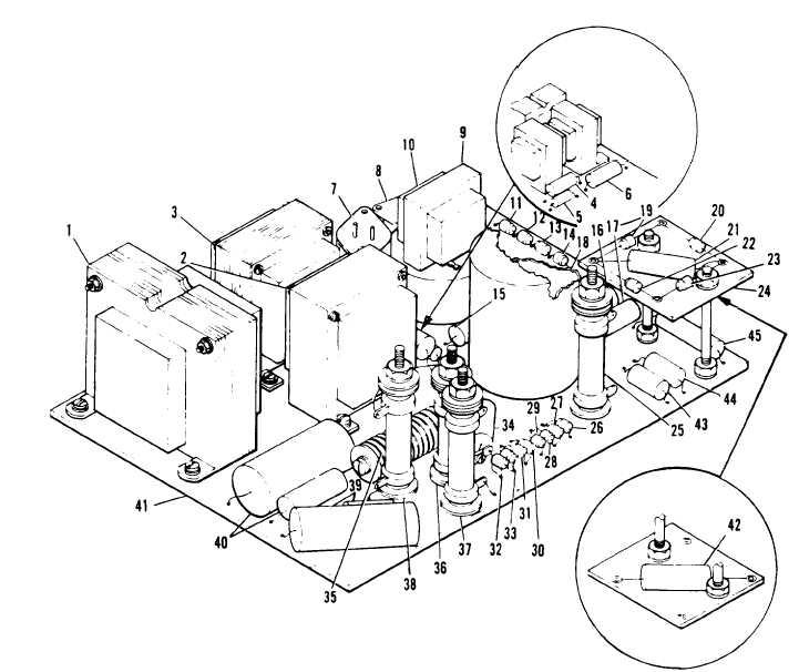 tm 10432031524 figure 21 control panel wiring diagram sheet 1 of