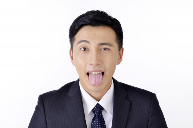 舌苔、原因
