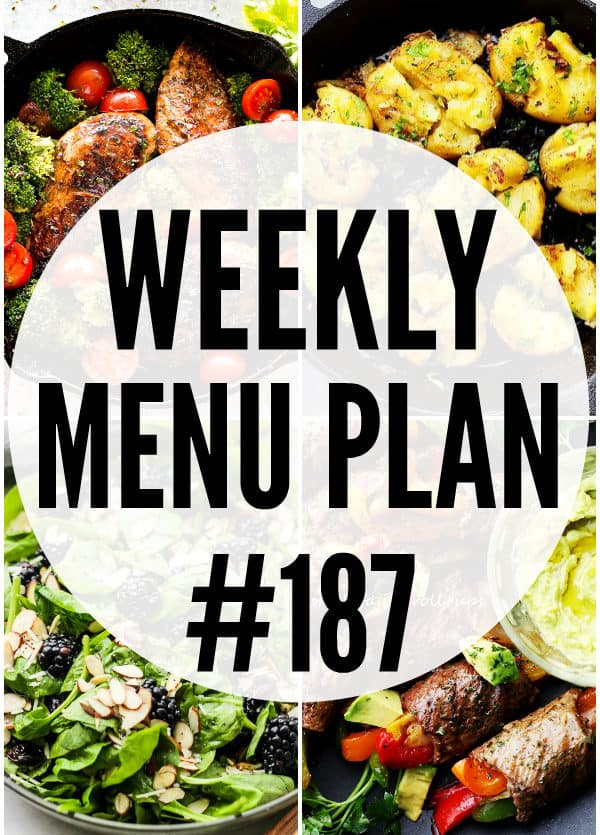 Weekly Meal Plans Archives - Diethood