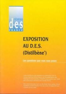 Reseau DES France educational brochure front cover image