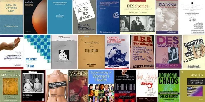 image of diethylstilbestrol books
