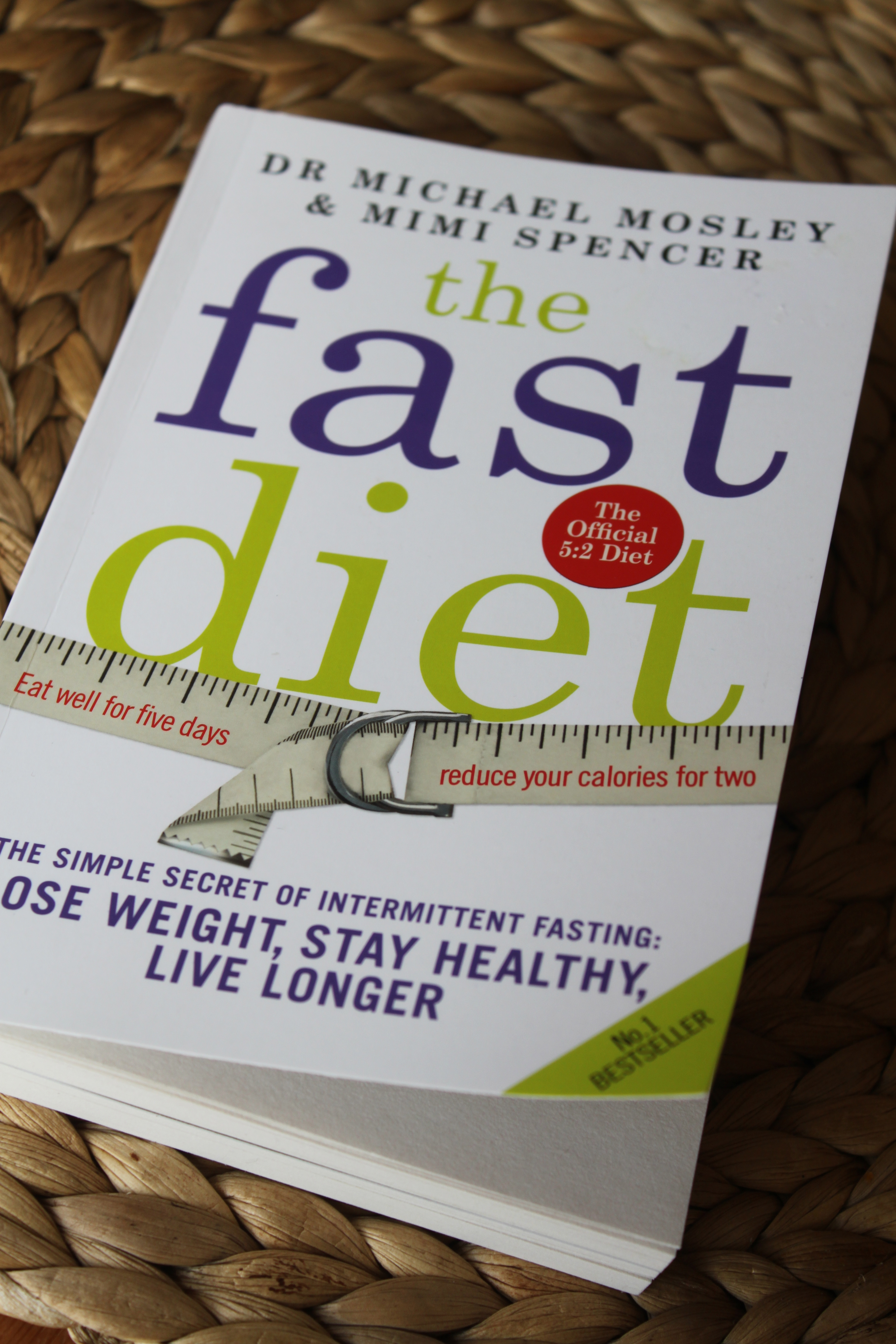 Fasting: the 5:2 Diet Part I - Dietitian without Borders
