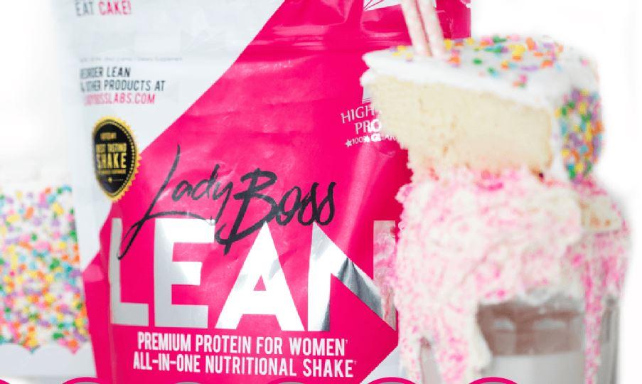LadyBoss Lean Meal Replacement Shake - DietPillsViewOrg