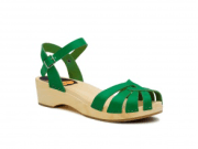 cross_strap_debutant_strong_green swedish hasbeens