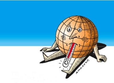 fenomeno calentamiento global