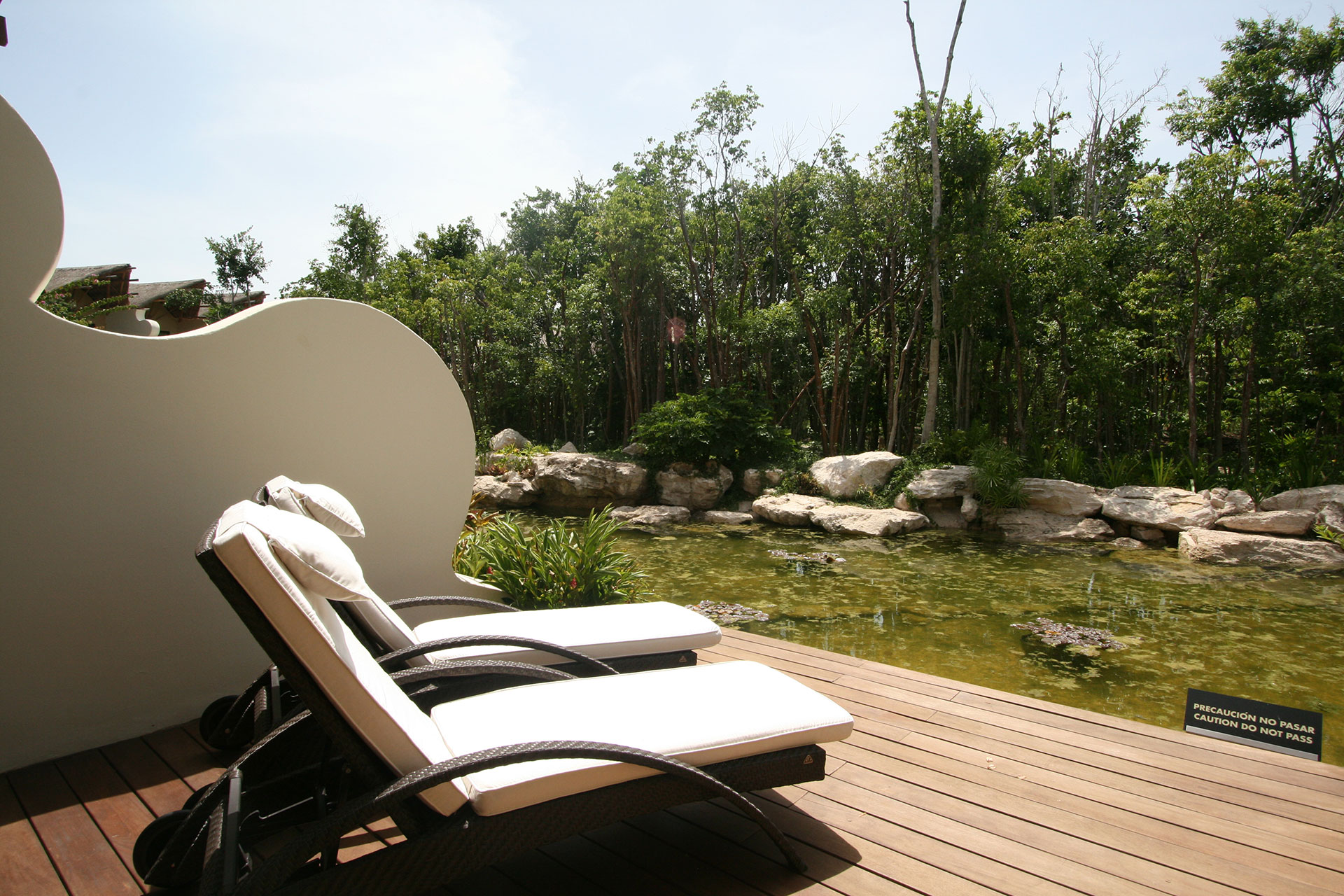 Zen Jacuzzi Pool Suite Pantip Grand Velas Riviera Maya A Review By Differentworld