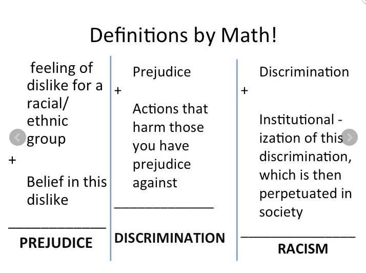 2013-11-06 Racism Definition