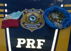 Casal preso com munição vinda do Paraguai na BR-470 em Bento é condenado pela Justiça