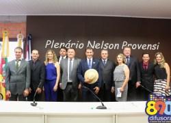 Eleitos de Pinto Bandeira são empossados oficialmente