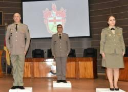 Troca de Comando do 36º BPM em Farroupilha