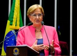 Senadora Ana Amélia Lemos encaminha emenda para manter desoneração da folha