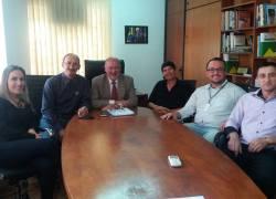 Vereadores de Santa Tereza cumprem agenda na Assembleia Gaúcha