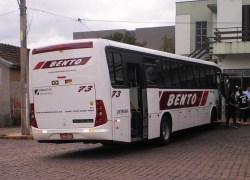 Julgada procedente ação para impedir transporte de passageiros em pé entre Bento e outras cidades