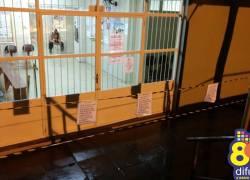 Defesa Civil mobilizada após chuvarada da sexta em Bento