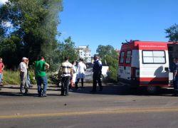 Motorista de Bento morre em acidente na ERS 122