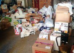 Polícia Civil recupera carga roubada e avaliada em meio milhão de reais