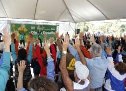 Sesc/RS mobiliza municípios gaúchos para o Dia do Desafio 2017