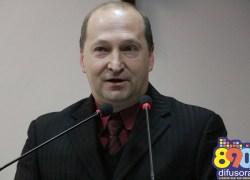 Ex-presidente da Câmara de Bento, Valdecir Rubbo, assumirá cargo em gabinete de vereador