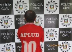 Foragido do Presídio de Bento é preso em São Valentim do Sul