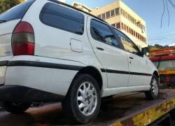 Veículo é flagrado com licenciamento vencido na ERS-444, em Bento