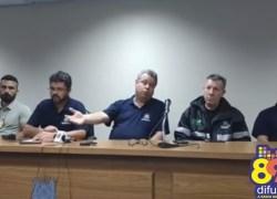 Força-Tarefa em Bento confirma cerca de 20 toneladas de alimentos inutilizados e três pessoas presas